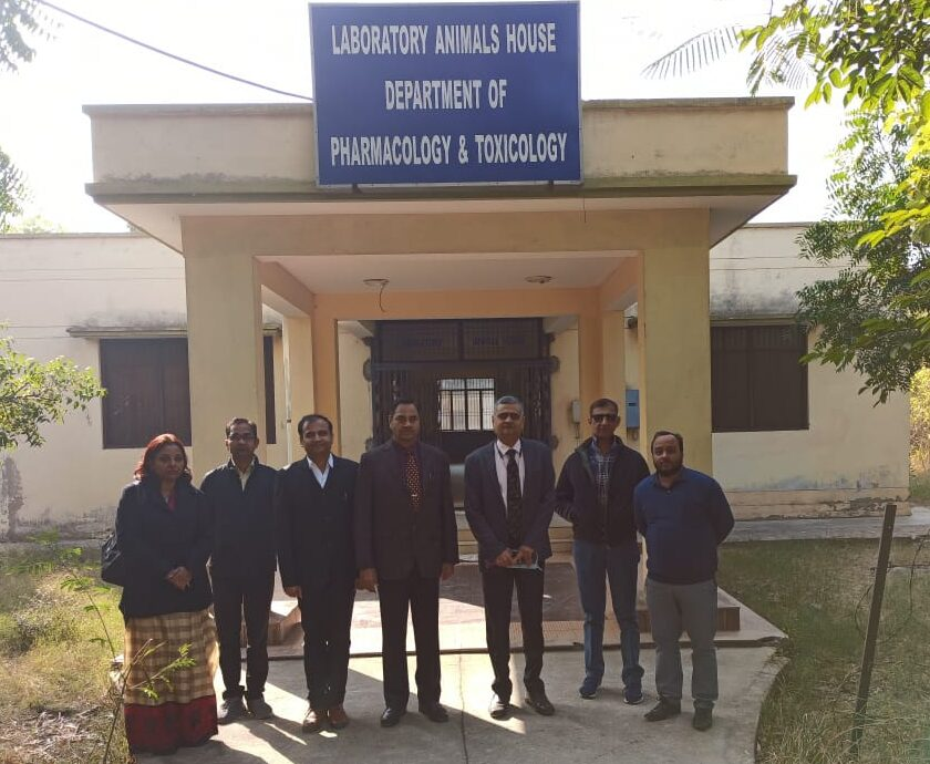 IAEC Meeting Held in the Campus
