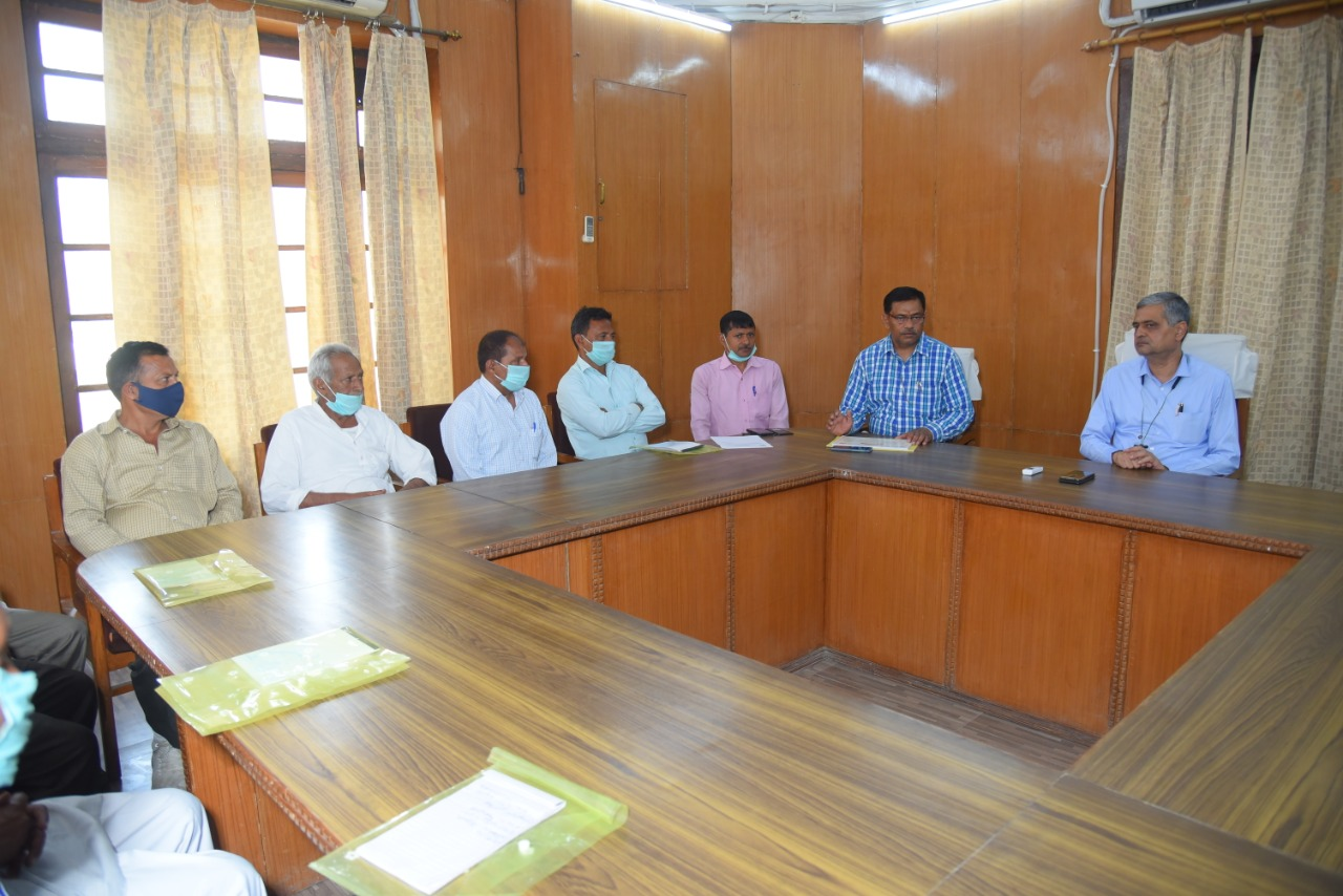 A two days training programme conducted by College of Veterinary Sciences & Animal Husbandry on 15-16 March 2021 for members of Farmers Club and Farmers Producers Organization associated with Jan Kalyan Sanstha, Merrut under Capacity Building for Adoption of Technology (CAT) – Exposure Visit Scheme of NABARD