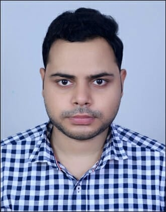 Anurag Bhardwaj Rank 1st in UPCATET PG -2021 Entrance Exam